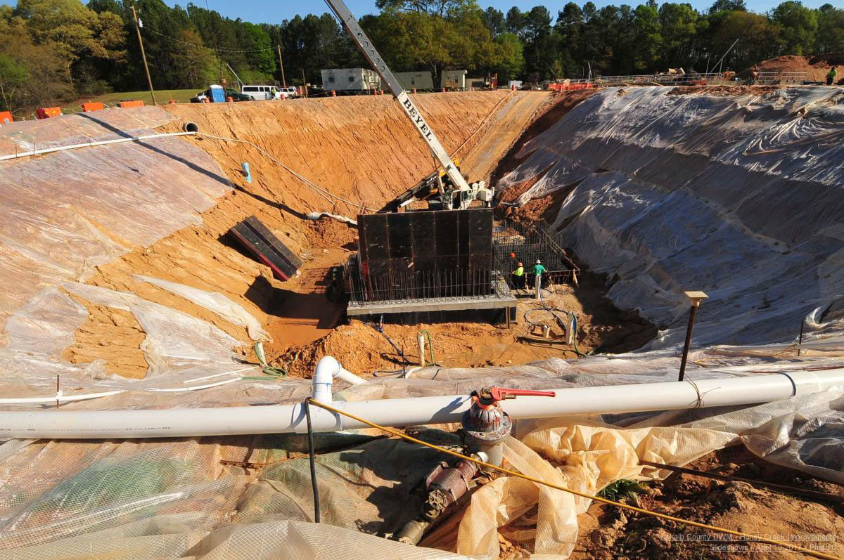 Honey Creek Pump Station Improvements
